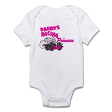 Daddy's Racing Princess Onesie