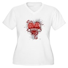 Heart Bishop T-Shirt