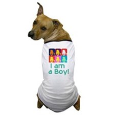 Unique Androgyne Dog T-Shirt
