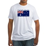 Cocos Islands Fitted T-Shirt