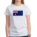 Cocos Islands Women's T-Shirt