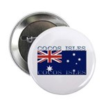 Cocos Islands Button