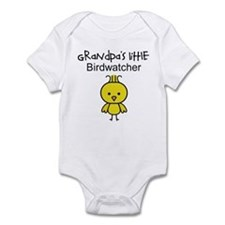 Grandpa's Birdwatcher Infant Bodysuit