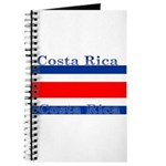 Costa Rica Costa Rican Flag Journal