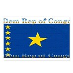 Dem Rep of Congo Postcards (Package of 8)