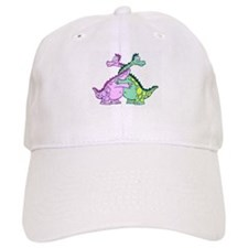 Love Dragons Baseball Cap