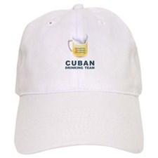 Cuban Drinking Team Baseball Cap