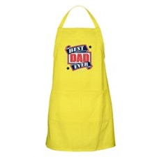 Best Dad Ever BBQ Apron