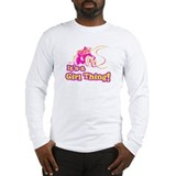 4x4 Girl Thing Long Sleeve T-Shirt