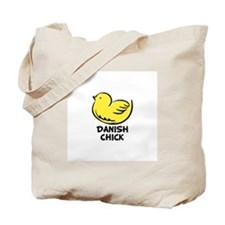 Danish Chick Tote Bag