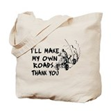 Make My Own Roads Tote Bag