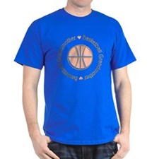 Basketball Grandmother T-Shirt