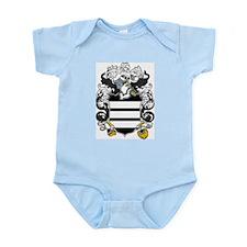 Houghton Family Crest Infant Creeper