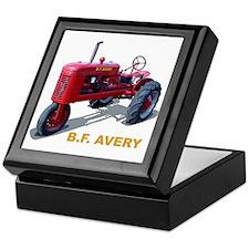 The B.F. Avery Model A Keepsake Box