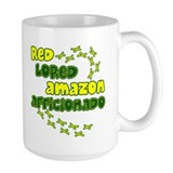 Afficionado Red Lored Amazon Mug