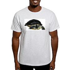 Turtle Ash Grey T-Shirt