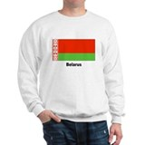 Belarus Flag (Front) Sweatshirt