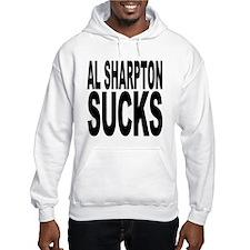 Al Sharpton Sucks Hooded Sweatshirt