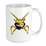 Pirate King Ceramic Mugs