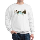 Hawaii Grunge Sweatshirt