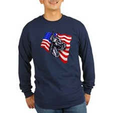 Patriot Dane Black T