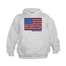 PLEDGE OF ALLEGIANCE FLAG Hoodie