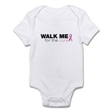 Funny Cancer pet Infant Bodysuit