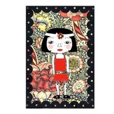 Little Flapper Postcards (Package of 8)