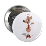 "Love mouse! 2.25"" Button"