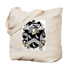 Jervis Family Crest Tote Bag