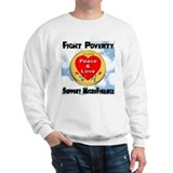 Fight Poverty Support MicroFi Sweatshirt