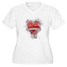 Heart Bookseller T-Shirt