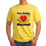Fight Poverty worldwide! T