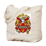Kendall Family Crest Tote Bag
