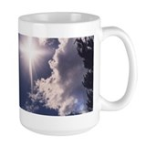 Cross in the Clouds Coffee Mug