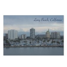 Long Beach, California, Postcards (Package of 8)