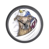 All American Wall Clock