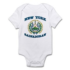 Salvadoran New York Infant Bodysuit