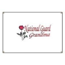 national guard grandma Banner
