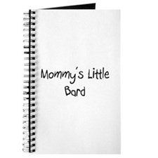 Mommy's Little Bard Journal