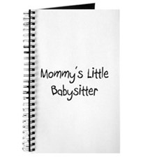 Mommy's Little Babysitter Journal