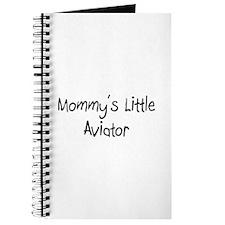 Mommy's Little Aviator Journal