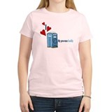 I Heart Porta-Potty T-Shirt