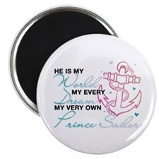 My Very Own Prince Sailor Magnet