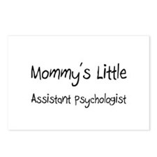 Mommy's Little Assistant Psychologist Postcards (P