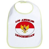 Los Angeles Indonesian Bib