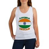 Livonia Indian Women's Tank Top
