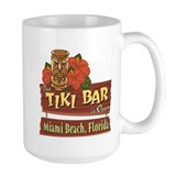 Miami Beach Tiki Bar - Mug