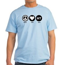 Peace Love Haiti T-Shirt