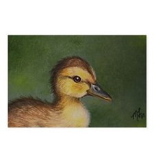 Original Duckling art on Postcards (Package of 8)